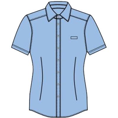 Fournisseur textile de chemise personnalisée