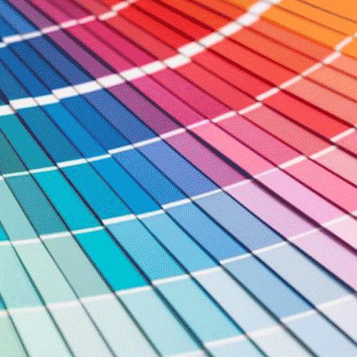 Couleur pantone pour la confection textile