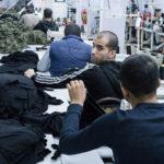 Equipe de fabrication dans une usine textile en Turquie